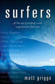 Cover of: Surfers by Matt Griggs