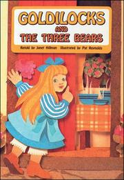 Cover of: Goldilocks and the Three Bears (Literacy Links Plus Big Books) by Janet Hillman