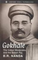 Cover of: Gokhale | B. R. Nanda