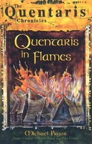 Cover of: Quentaris in Flames (Quentaris Chronicles) | Michael Pryor