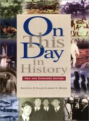 Cover of: More on this day in history | Anistatia R. Miller
