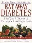 Cover of: Eat Away Diabetes by Kristine Napier