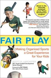 Cover of: Fair Play by Scott B. Lancaster