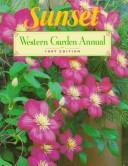 Cover of: Western Garden Annual 1997 ED by Sunset Books