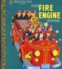 Cover of: The Fire Engine Book LGB and CD | Golden Books