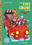 Cover of: The Fire Engine Book and Other Stories to Color by Golden Books
