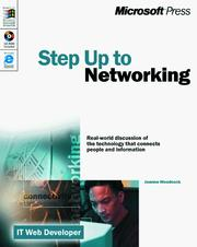 Cover of: Step Up to Networking | Joanne Woodcock