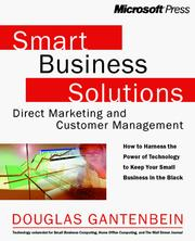 Cover of: Smart Business Solutions by Douglas Gantenbein