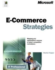 Cover of: E-Commerce Strategies by Charles Trepper