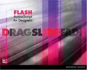 Cover of: Flash ActionScript for Designers by Brendan Dawes