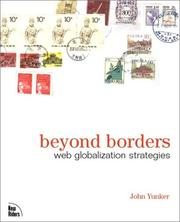 Cover of: Beyond Borders by John Yunker