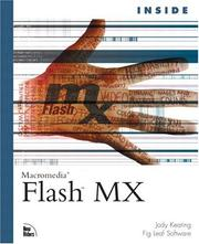 Cover of: Inside Flash MX | Jody Keating