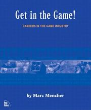 Cover of: Get in the Game by Marc Mencher