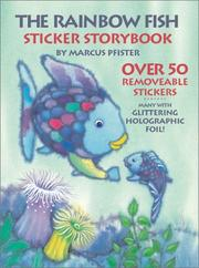 Cover of: Rainbow Fish Sticker Storybook, The | M. Pfister