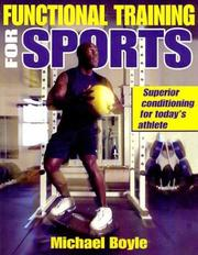 Cover of: Functional Training for Sports by Michael Boyle