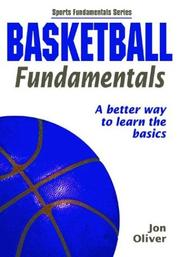 Cover of: Basketball Fundamentals by Jon A. Oliver