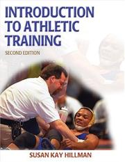 Cover of: Introduction To Athletic Training by Susan Kay Hillman
