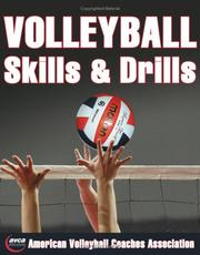 Cover of: Volleyball Skills & Drills by American Volleyball Coaches Association