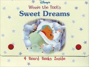 Cover of: Winnie the Pooh's Sweet Dreams (Friendship Box) by RH Disney