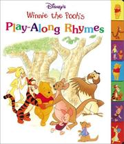 Cover of: Winnie the Pooh's Play-Along Rhymes by RH Disney