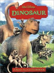Cover of: Dinosaur | RH Disney