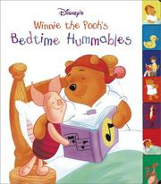 Cover of: Winnie the Pooh's Bedtime Hummables | RH Disney