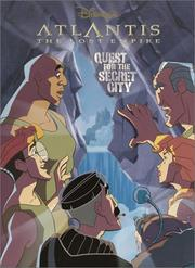 Cover of: Quest for the Secret City by RH Disney