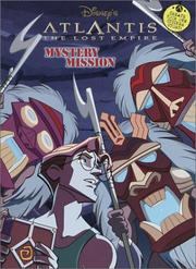 Cover of: Mystery Mission by RH Disney