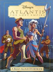 Cover of: Atlantis: The Lost Empire | RH Disney