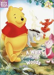 Cover of: A Walk in the Woods by RH Disney