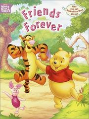 Cover of: Friends Forever (A Punch & Play Book) | RH Disney