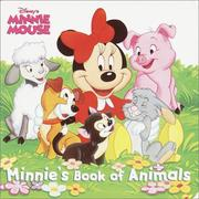 Cover of: Minnie's Book of Animals (Mickey and Friends) by RH Disney