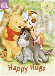 Cover of: Happy Hugs (Posters to Color) by RH Disney
