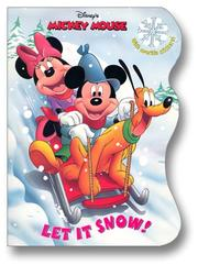 Cover of: Let It Snow! by RH Disney