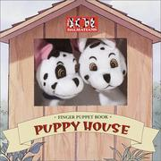 Cover of: Puppy House (Finger Puppet Books) by RH Disney