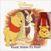 Cover of: Knock, Knock! It's Pooh (Busy Book) | RH Disney