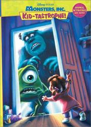 Cover of: Kidtastrophe (Monsters, Inc.) | RH Disney