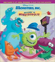 Cover of: Welcome to Monstropolis (Monsters, Inc.) | RH Disney