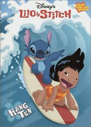 Cover of: Hang Ten (Posters to Color) by RH Disney