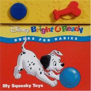 Cover of: My Squeaky Toys by RH Disney