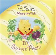 Cover of: It's  Easter, Pooh! (Glitter Board Book) | RH Disney