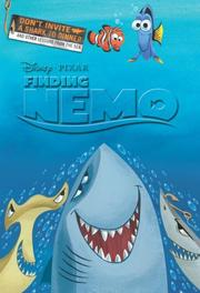 Cover of: Don't Invite a Shark to Dinner (Finding Nemo Stepping Stone) by RH Disney