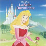 Cover of: La Bella Durmiente by RH Disney