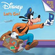 Cover of: Let's Go by RH Disney