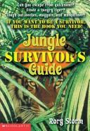 Cover of: Jungle survivor's guide | Rory Storm