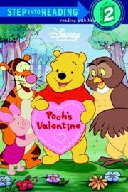 Cover of: Pooh's Valentine by RH Disney