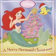 Cover of: A Merry Mermaid Christmas by RH Disney