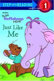 Cover of: Just Like Me | RH Disney