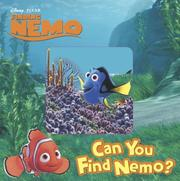 Cover of: Can You Find Nemo? | RH Disney