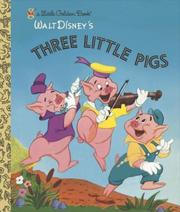 Cover of: Three Little Pigs by Golden Books